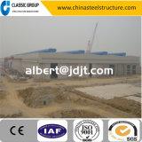 Construction facile d'entrepôt de Prefeb de structure métallique d'Assemblée de coût bas