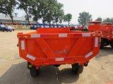 Chinesischer Waw Ladung-Diesel-geöffnetes Dreirad 3-Wheel