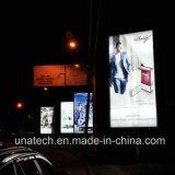 LEIDENE van het Frame van het Aluminium van de Reclame van het Beeld van media Bol die het Lichte OpenluchtAanplakbord van Dozen scrollen Mupy