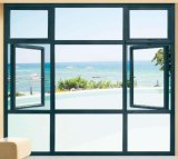 최신 판매 저가 (ACW-027)를 가진 집을%s 열 틈 알루미늄 합금 여닫이 창 Windows