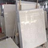 Preiswerter Platte-Marmor-Stein Michelia alba weißer Marmorierungmarmor