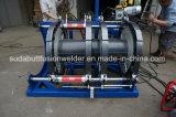 máquina da solda por fusão da tubulação do HDPE de 200-400mm
