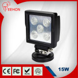 15 Watt LED luce del lavoro (fari a LED) per Heavy-Duty Trucks