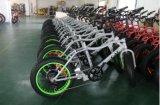 Тип американца велосипеда серой горы покрышки цвета 20inch тучной электрический