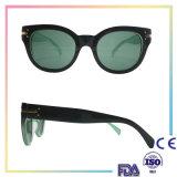 2016 lunettes de soleil neuves de mode de promotion avec la lentille plate
