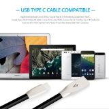 USB C del TPE - USB un tipo cavo di carico del USB 2.0 di C per HTC 10