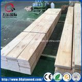 LVL van de Pijnboom van de populier Triplex voor de Plank van de Steiger en het Frame van het Bed