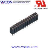 lunghezza terminale di doppia riga di 2.54mm: intestazione femminile di 11.0mm