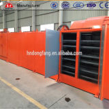 Südafrika Widely Used Belt Dryer/Mesh Belt Dryer/Coal Mesh Belt Dryer für Sale