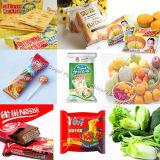 Foodstaffの包装機械、フィルムの包装機械、ケーキのパンのパッキング機械を作る中国