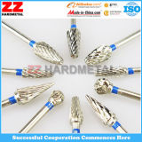 Good Wear Resistance Tungsten Cemented Carbide Burr Cutter Tungsten Caribde Produits