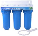 Труба пользы 3 этапов домашняя соединяет фильтр воды