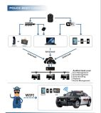 Macchina fotografica del IP del corpo della polizia di Senken con la macchina fotografica di 4G Digitahi