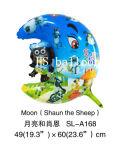 Воздушный шар Mylar формы луны (SL-A168)