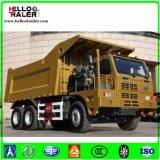 Bergbau Sinotruk HOWO 30ton Kipper mit Stahldraht-Reifen
