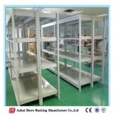 2016 New Desig Jiangsu Nanjing Warehouse Storage Light Duty Shelving Boltless Rack