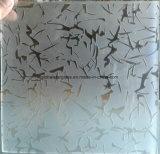 Кисловочное травленое стекло