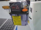 Machine de longue vie de commande numérique par ordinateur de travail du bois avec l'axe de refroidissement par eau