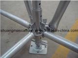 En12810 건축 플래트홈 Ringlock 비계 시스템