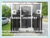 Catering entrega rápida Remolque alimento de la calle Cocina Rodante Food Truck móvil Alimentos