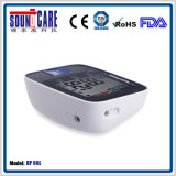 Monitor eletrônico da pressão sanguínea do braço de Digitas (BP 80L) com grande LCD