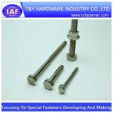 Stahl Unc Hexagon-Schraube des China-Hersteller-A2 304