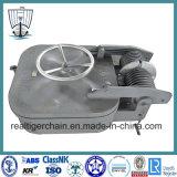 Cubierta de acero de la portilla de la nave del tipo E/F
