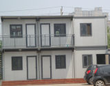 주문을 받아서 만들어진 Design High Quality 20FT Shipping Container House