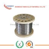 cromel del alambre del termocople 14AWG contra aleación de níquel y aluminio con color oxidado