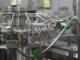 Mineralwasser-füllende mit einer Kappe bedeckende Maschine mit Riemen-Schutzkappe Uploader