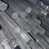 2A12 5052 6061 6005 7075 Rectangle de liga de alumínio extrudado e haste hexagonal