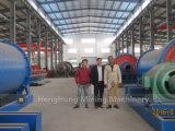 A máquina de mineração de moedura do moinho do diâmetro 2100*4500 para faz o pó