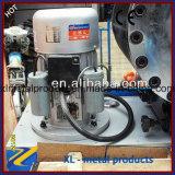 Máquina de friso da mangueira do controle do toque
