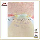 Sac tissé par pp pour la farine de blé de riz stratifiée avec le tissu non-tissé