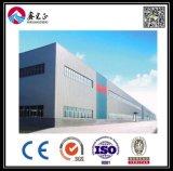 Magazzino/gruppo di lavoro della struttura d'acciaio di alta qualità
