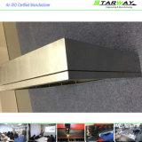 シート・メタルの製造による金属のキャビネットの製造