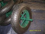 """Alta qualità Rubber Wheel 14 """" 4.00-8 per Wb6400 Wheelbarrow"""