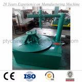 Gummireifen-Raupe-Ring-Ausschnitt-Maschine, Gummireifen-Seitenwand-Scherblock für die Wiederverwertung des Gummireifens