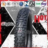 중국 직업적인 기관자전차 타이어 (2.75-21명의) 공급자