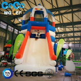 ココヤシ水によってカスタマイズされる水公園のおもちゃ上昇タワー