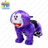 Катания Kiddie игрушки занятностей парка Finego животное нового крытого Zippy гуляя
