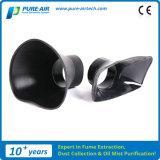 Rein-Luft weichlötende Dampf-Zange für Filtrat-weichlötende Dämpfe (ES-300TS-B)