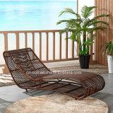熱い販売の安い価格のテラスのプールの家具の日曜日のベッドのビーチチェア(T526)