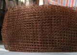 Rete metallica lavorata a maglia Braided della rete metallica per il filtro