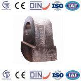Cabeça de martelo ligada cromo do triturador de pedra