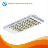 IP65 solares impermeabilizan el tipo ajustable alumbrado público al aire libre del módulo del brazo de 150W LED