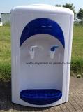 Tipo engarrafado distribuidor refrigerando da água de tabela do compressor