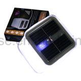 Patente poseída, venta directa de la fábrica, nueva linterna solar inflable portable impermeable