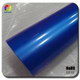 Tsautop 1.52*30m/20m 2016의 신식 12의 색깔 차 비닐 광택 있는 까만 차 비닐 포장