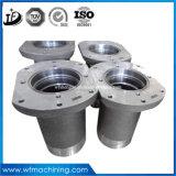 Отливка воска точности потерянная отливкой и части клапана стальные с подвергать механической обработке CNC и жарой - обработка